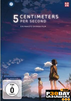 دانلود انیمیشن دیدنی 5Centimeters Per Second 2007 720p + زیرنویس فارسی