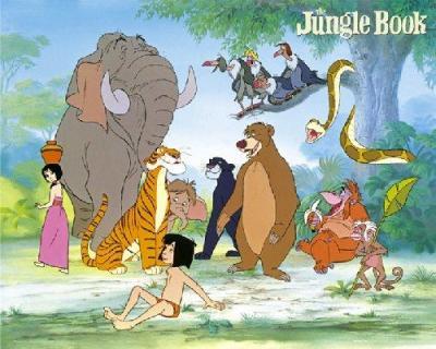 دانلود انیمیشن کتاب جنگل The Jungle Book 1967