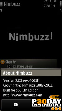 نرم افزار مسنجر قدرتمند Nimbuzz V3.2.2 نوکیا سری 60 ویرایش 5
