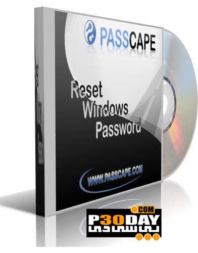 نرم افزار ریست کردن رمز عبور ویندوز Reset Windows Password 1.2.1.195