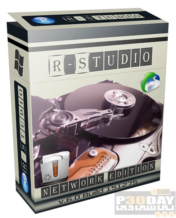 بازیابی اطلاعات با نرم افزار R-Studio 6.0 Network Edition