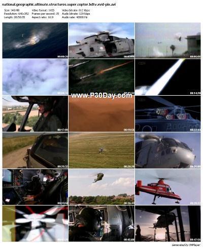 فیلم مستند هلیکوپتر های جنگی جدید Super Copters
