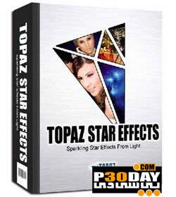 دانلود پلاگین کاربردی و بسیار زیبای Topaz Star Effects 1.0.0 فتوشاپ