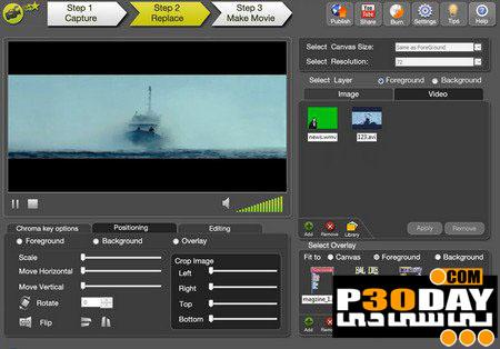 دانلود نرم افزار ویرایش ویدیوها 123Video Magic Pro 5.0.0.0