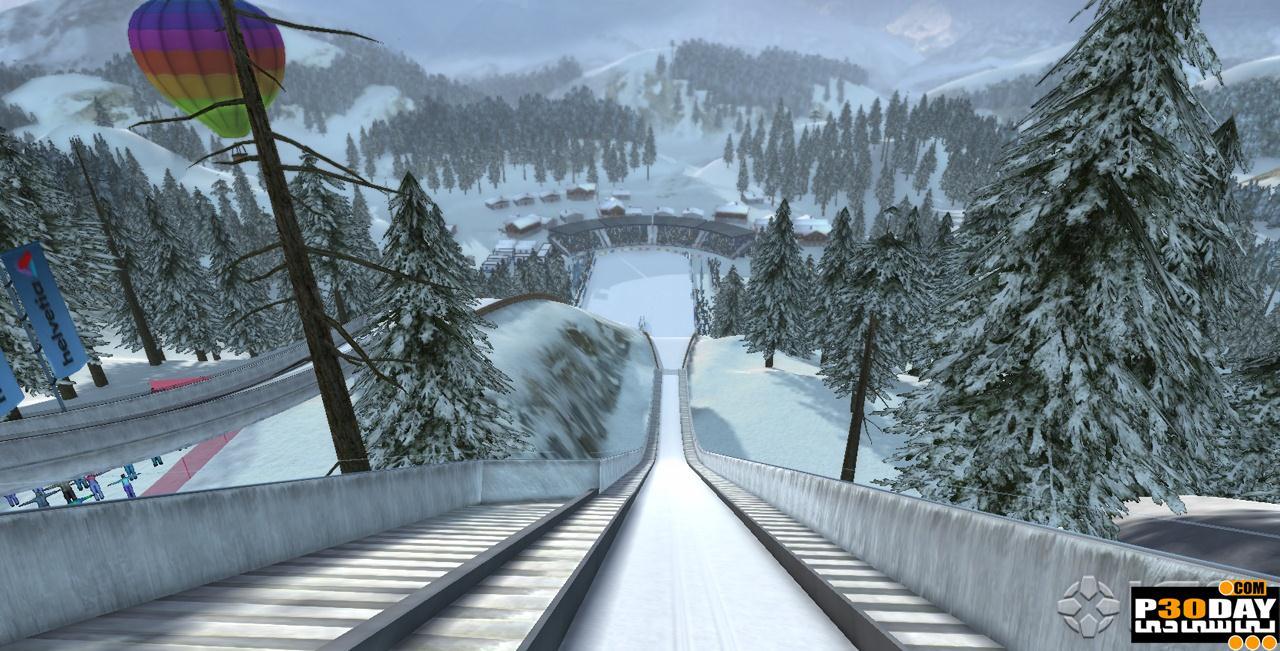 دانلود سری جدید بازی های ورزشی زمستانی Winter Sports 2012