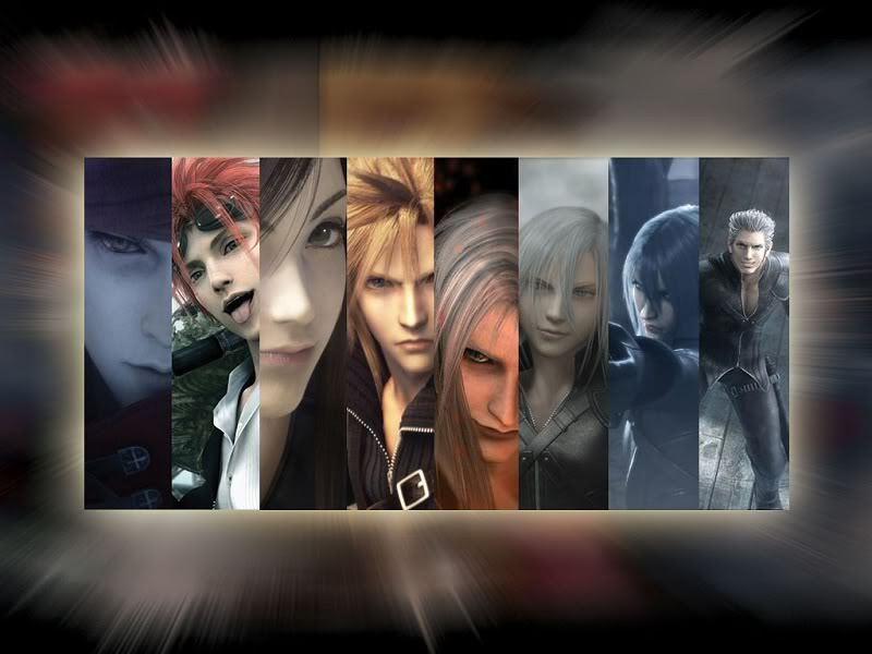 دانلود انیمیشن فوق العاده زیبای Final Fantasy VII : Advent Children 2005