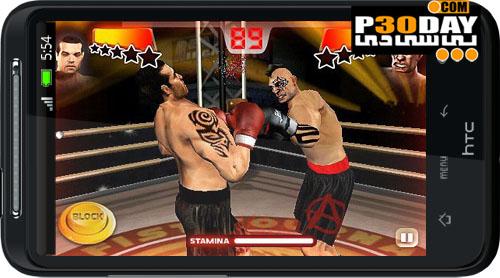 دانلود بازی مشت زنی آندروید Iron Fist Boxing 4.1.1