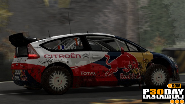دانلود بازی WRC FIA World Rally Championship 2011