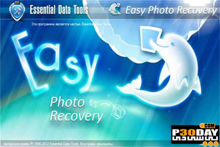 نرم افزار بازیابی تصاویر پاک شده Easy Photo Recovery 6.4 build 923