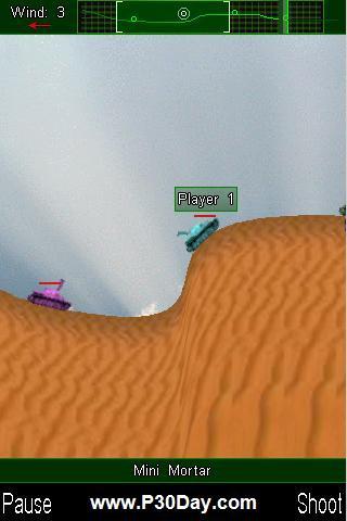 دانلود بازی نبرد تانک ها موبایل آندروید iShoot 0.3.3