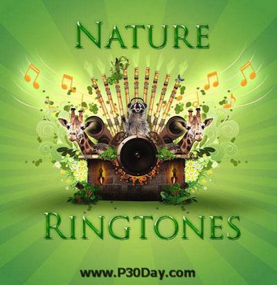 دانلود آهنگ های طبیعت برای موبایل Nature ringtones 2011