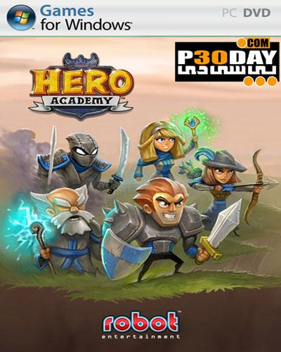 دانلود بازی کم حجم 2012 Hero Academy با لینک مستقیم