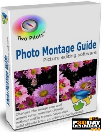 برنامه مونتاژ سریع و حرفه ای تصاویر Photo Montage Guide 1.3.1