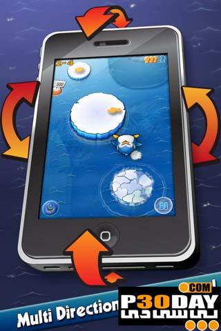 دانلود بازی جذاب پریدن پنگوئن ها Air Penguin 1.7 آیفون