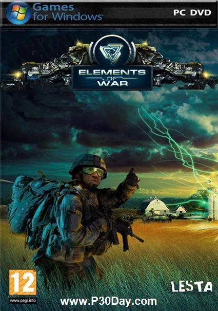 دانلود بازی Elements of War 2011 + کرک