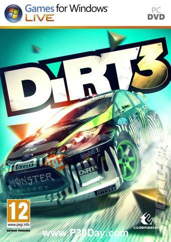 دانلود بازی رالی Dirt 3 با لینک مستقیم + کرک