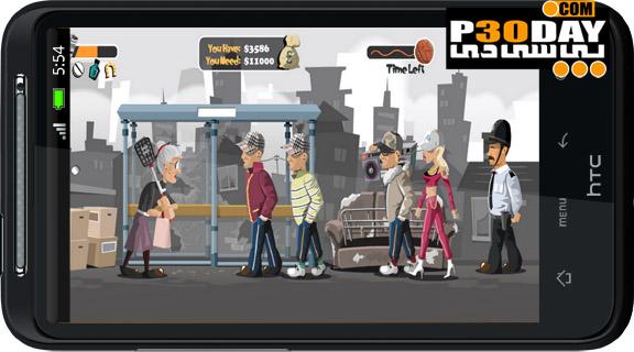 دانلود بازی جذاب و بسیار زیبای Angry Gran 2 v1.0.4 آندروید