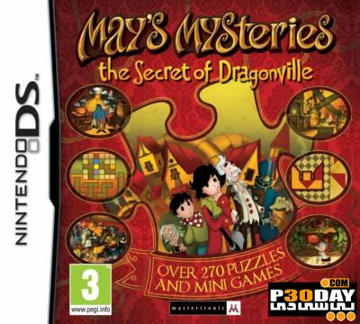 دانلود بازی هیجان انگیز May's Mysteries: Secret of Dragonville Final