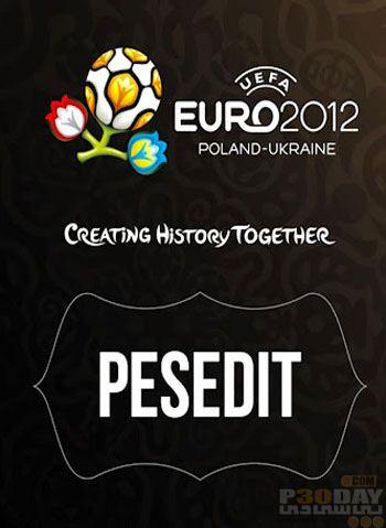 دانلود پچ جام ملت های اروپا بازی PES 2012
