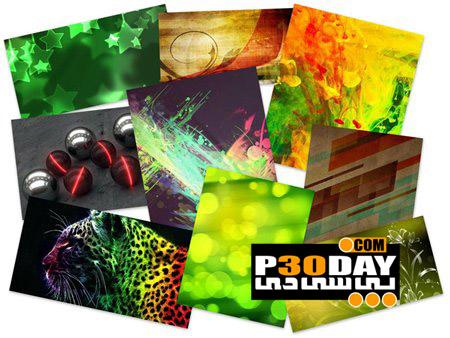 مجموعه عکس های پس زمینه فوق العاده جذاب و رنگارنگ Full HD