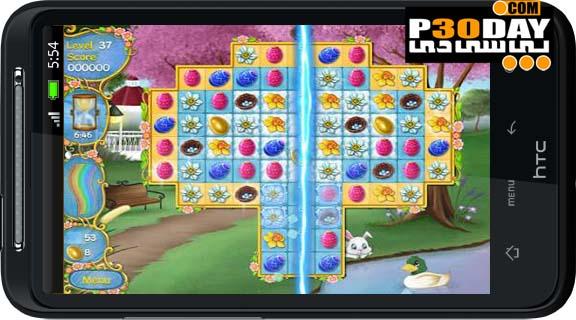 دانلود بازی فکری و بسیار زیبای Spring Bonus v1.0 آندروید