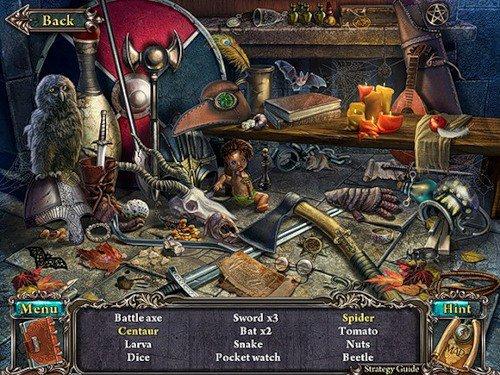 بازی Lost Souls: Enchanted Paintings Collector's Edition Final Portable