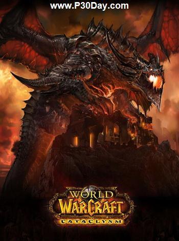دانلود بازی World of Warcraft Cataclysm 2010 با لینک مستقیم