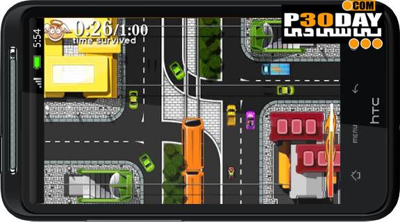 دانلود بازی زیبا و بسیار جذاب Bad Traffic v1.0 آندروید