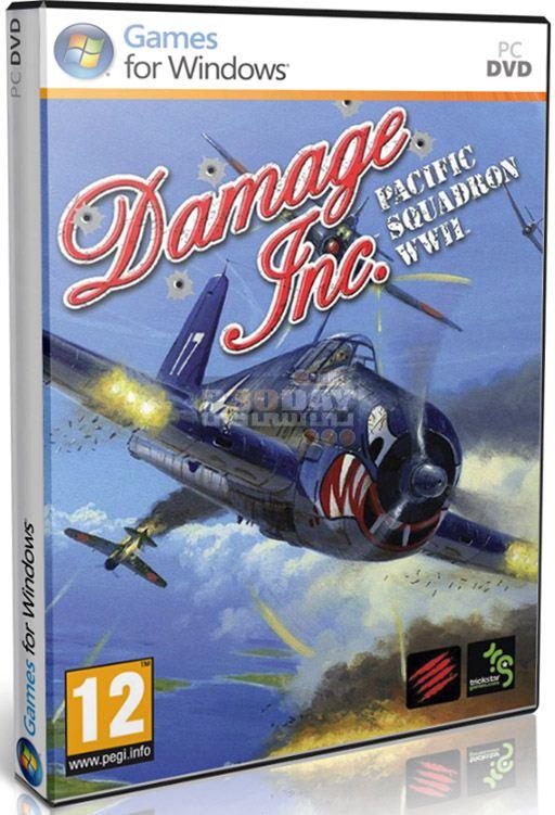 دانلود بازی Damage Inc Pacific Squadron WWII + کرک