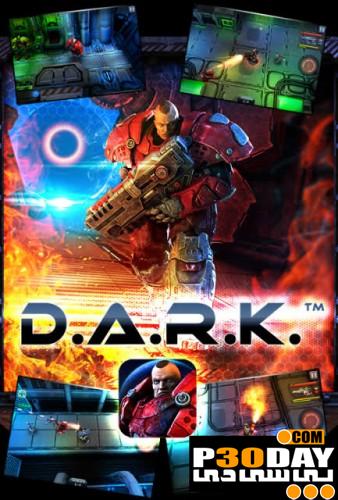 دانلود بازی جنگی جدید آندروید D.A.R.K. by EA v1.1