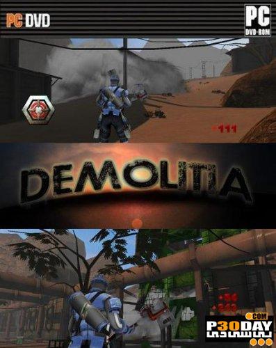 دانلود بازی اکشن و زیبای Demolitia
