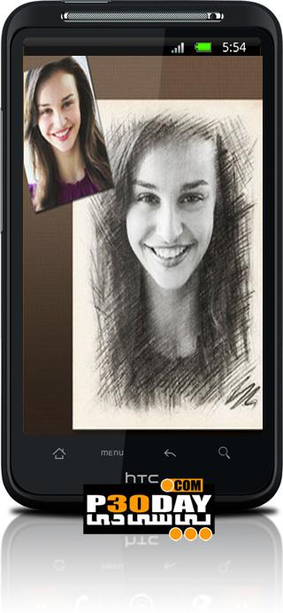دانلود Sketch Me! Pro 1.90 - تبدیل عکس به نقاشی اندروید