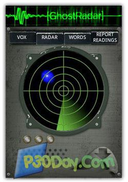 پیدا کردن روح ها با نرم افزار آندروید Ghost Radar 2.3.2