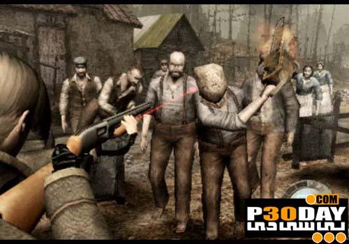 دانلود بازی Resident Evil 4 HD برای PS3 با لینک مستقیم