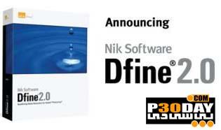 دانلود پلاگین قدرتمند حذف نویز تصاویر NikSoftware Dfine 2.109 فتوشاپ