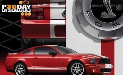 دانلود مستند خط تولید فورد موستانگ شلبی جی تی500 مدل 2013
