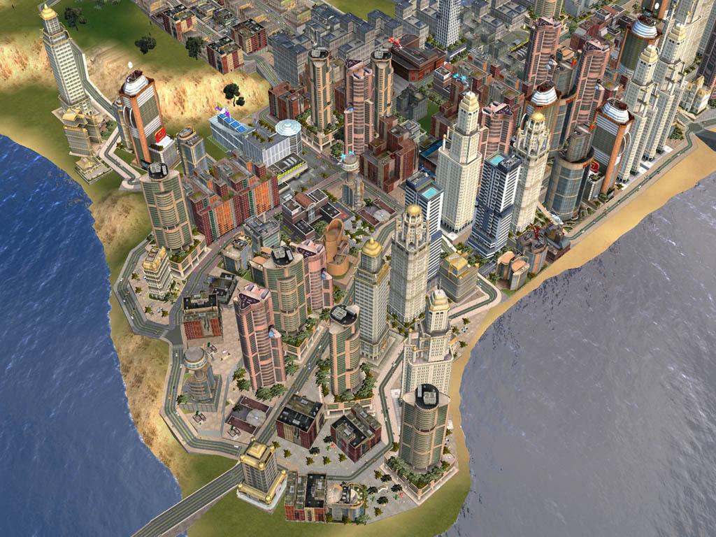 دانلود بازی شهر سازی Simcity Societies Deluxe با لینک مستقیم و کرک
