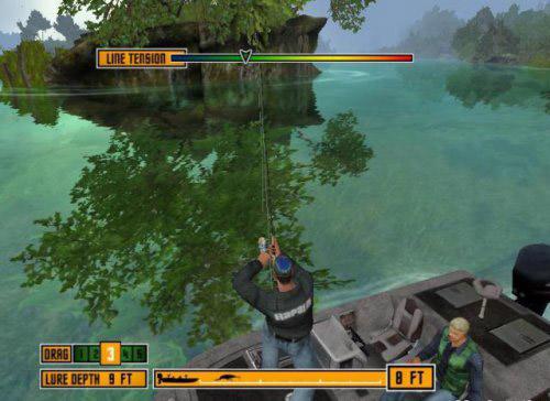 دانلود بازی Rapala Pro Fishing