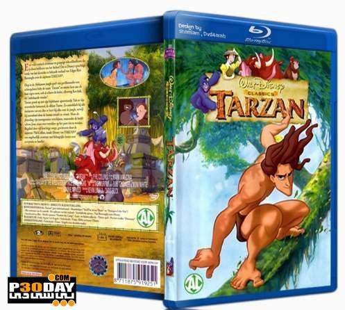 دانلود انیمیشن Tarzan 1999 + زیرنویس فارسی
