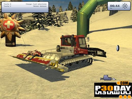 دانلود بازی Ski Region Simulator 2012 - 2011 + کرک