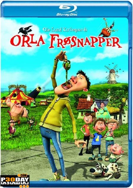 دانلود دوبله فارسی انیمیشن Freddy Frogface 2011