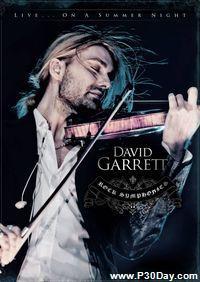 دانلود آلبوم موسیقی معروف ویالون David Garrett - Rock Symphonies