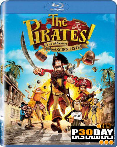 دانلود انیمیشن The Pirates! Band of Misfits 2012 با لینک مستقیم