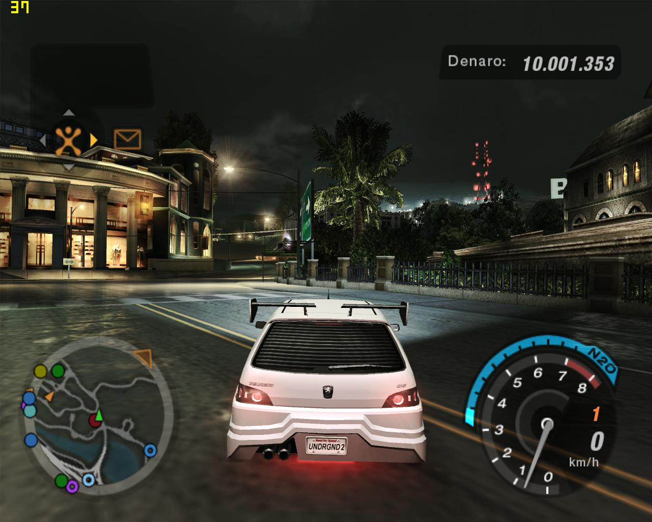 Need For Speed: Underground 2 2004 For PC A2Z P30 Download Full