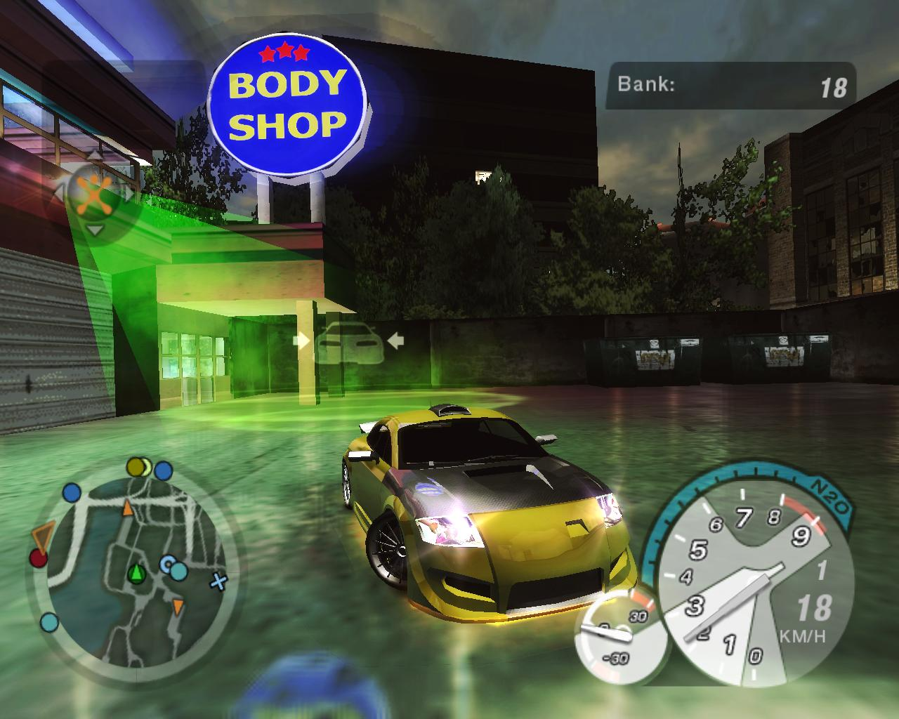 Free need for speed download games underground 2
