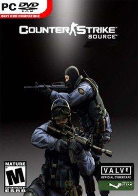 دانلود بازی Counter Strike: Source با لینک مستقیم