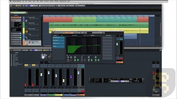 Steinberg Cubase Elements 10.0.40 Mix + Music + Crack