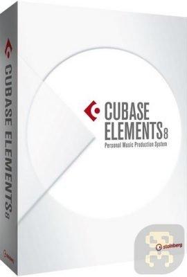 دانلود Steinberg Cubase Elements 8.0.40 میکس و تولید موسیقی