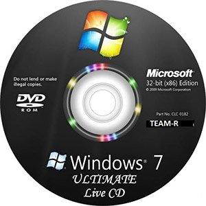دانلود ویندوز لایو بدون نیاز به نصب – Windows XP & 7 & 10 Live CD