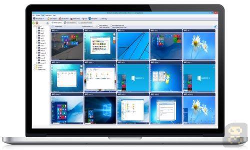 دانلود EduIQ Network LookOut Administrator Pro 4.6.6 - کنترل شبکه کامپیوتری